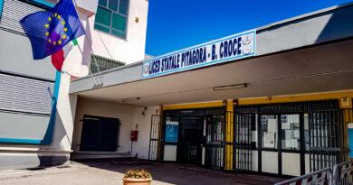 Fipav Campania e Scuola: nuovo protocollo d' intesa. Aderisce anche il Liceo Pitagora – Croce di Torre Annunziata