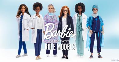 Dalla Barbie virologa alla barbie ricercatrice: la nuova collezione della Mattel per il Dream Gap Project