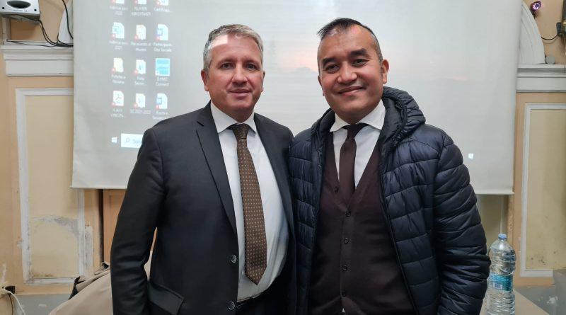 Antonio D'Ascoli nuovo rappresentante della comunità festiva nolana